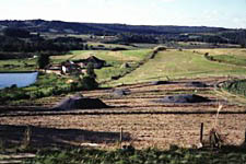 Soil work in Brazil