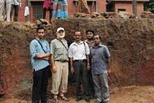 Soil work as part of Food Security